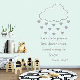 Adesivo Decorativo - Chuva de Benção