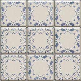 Kit Revestimento 30x30cm Lavável Azulejo Cozinha