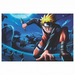 Kit 6 Displays de Mesa e Painel Naruto
