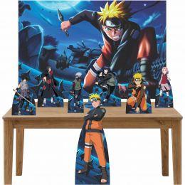 Kit Decoração Festa Totem Display Naruto