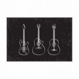 Paca Decorativa Guitarras