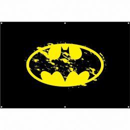 Painel de Festa Batman em lona