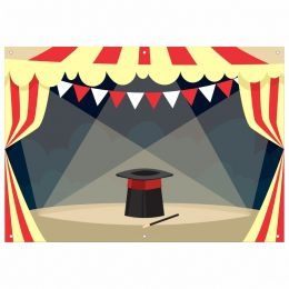 Painel de Festa Lona Circo 2