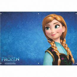 Painel de Festa Lona Frozen 2