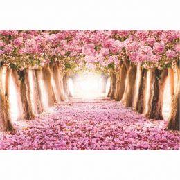 Painel de Festa Lona Jardim Encantado