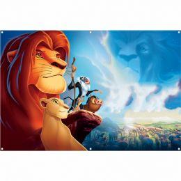 Painel de Festa Lona O Rei Leão