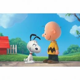 Painel de Festa Lona Snoopy