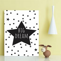 Placa Decorativa Big Dream