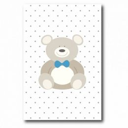 Placa Decorativa Urso