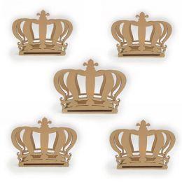 Porta Guardanapos de Coroa 5 peças - PG130