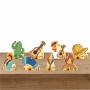 Kit 1 Decorativo 8 Displays de Mesa Festa Junina