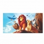 Kit 6 Displays de Mesa e Painel O Rei Leão