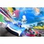 Kit Decoração de Festa Totem Display 8 peças Sonic