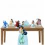 Kit Decoração de Festa Totem Display Jasmine - 7 Peças