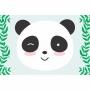 Painel em lona Pandas