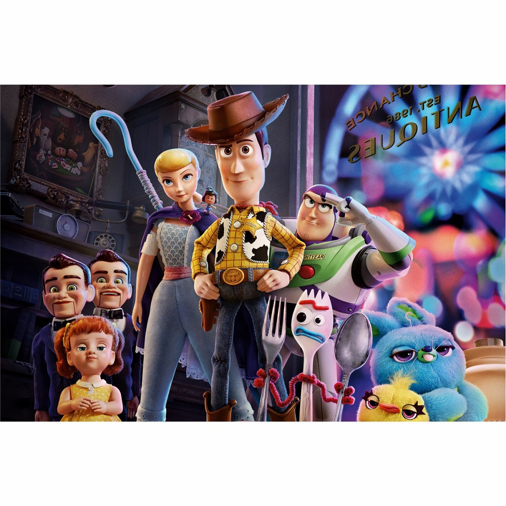 Painel de Festa Lona Toy Story 4