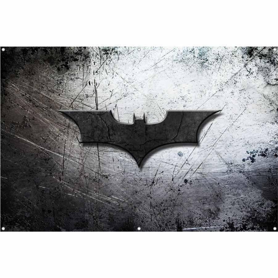 Painel de Festa Batman 2 em lona