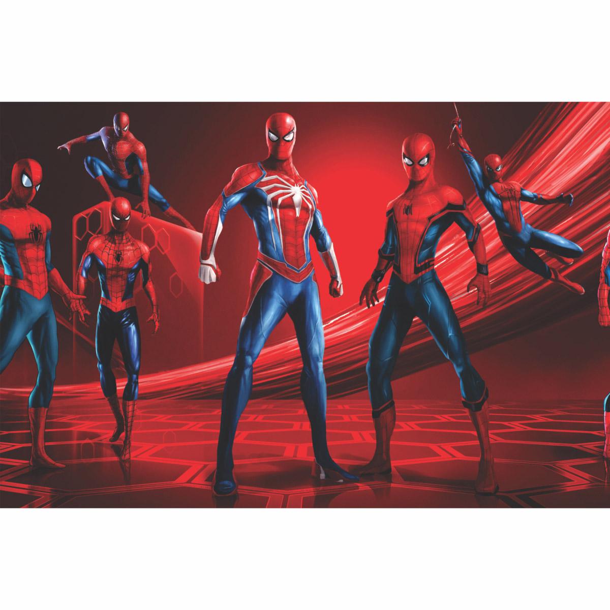 Painel de Festa Lona Homem Aranha