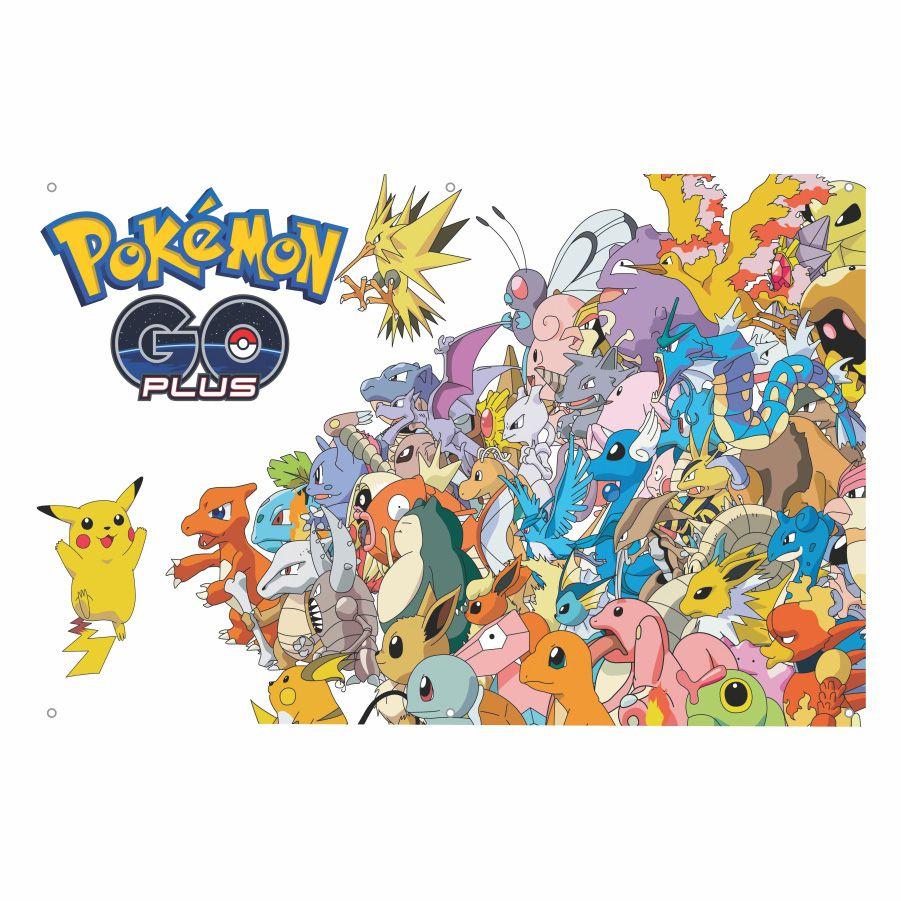 Painel de Festa Lona Pokemon