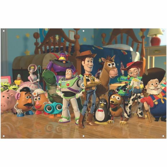 Painel de Festa Lona Toy Story