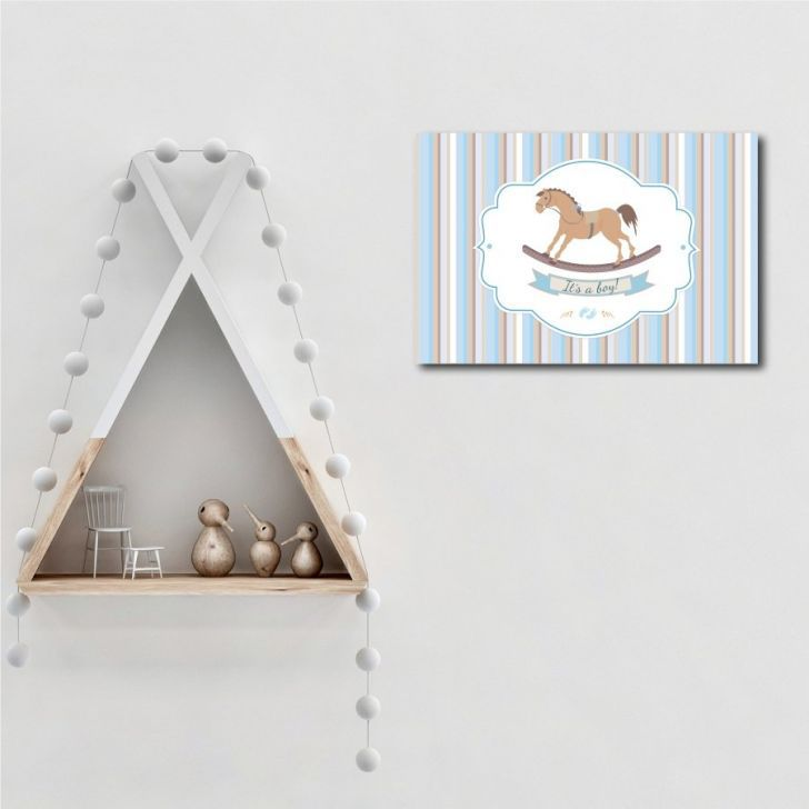 Placa Decorativa It's a boy