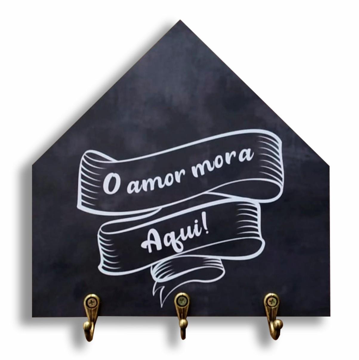 Porta Chaves O Amor Mora Aqui