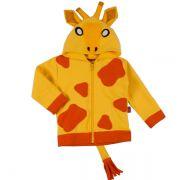 Casaco Moletom infantil girafa