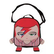 Lancheira térmica infantil David Bowie