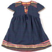 Vestido infantil étnico belezinha