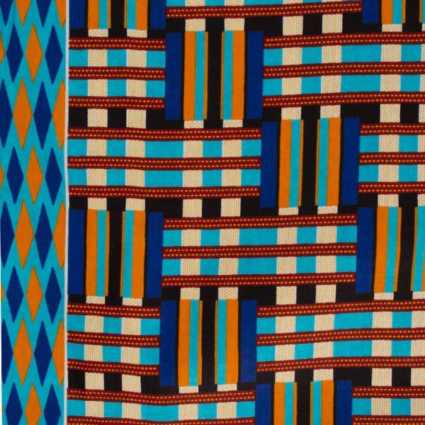 Blusa bata infantil africana Guiné