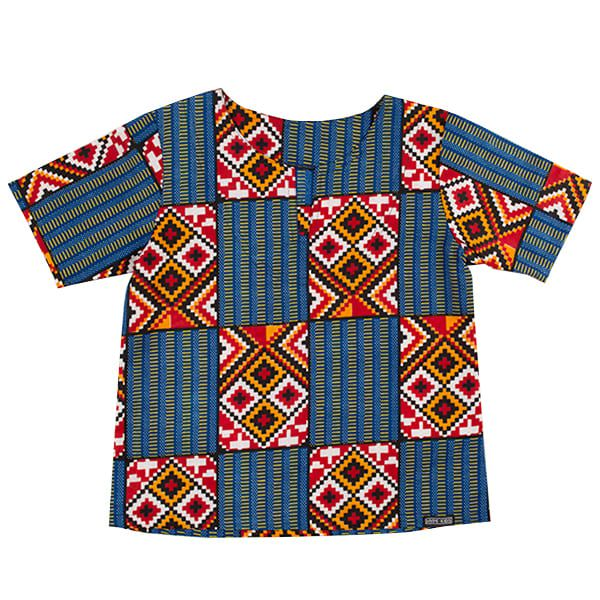 Blusa bata infantil africana Sudão