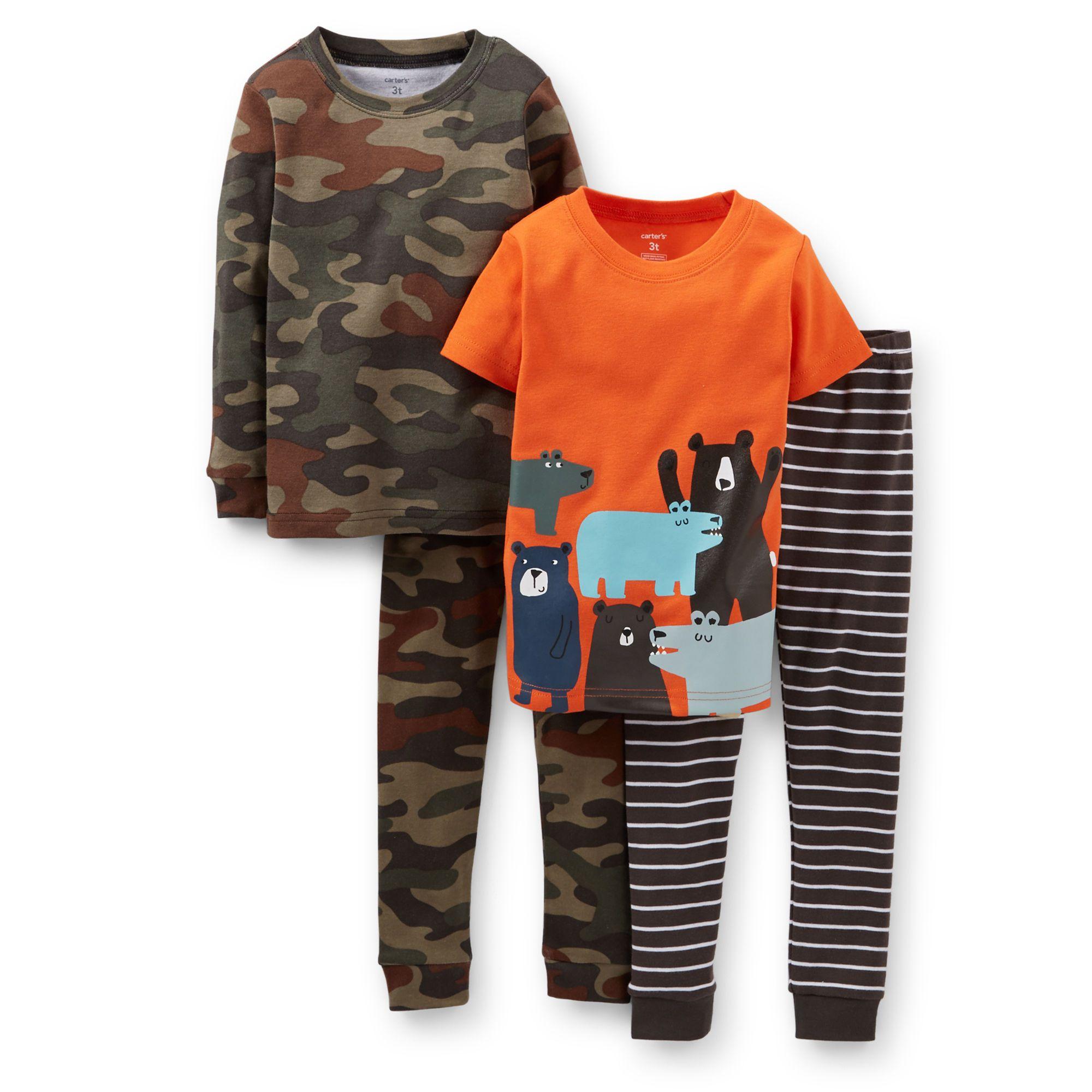 Pijama infantil carter's ursos