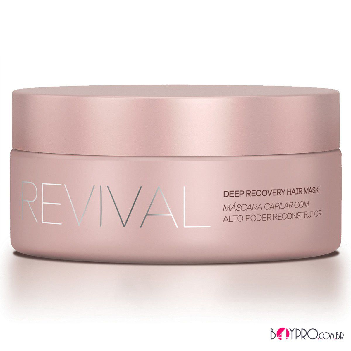 BRAÉ REVIVAL MÁSCARA CAPILAR - 200G - HOME CARE