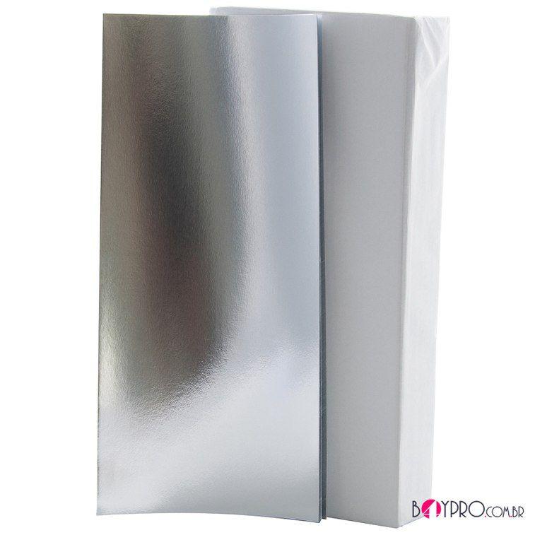 Kit 4 x Papel de Reflexo Laminado 11 x 25cm Premium Beauty4you