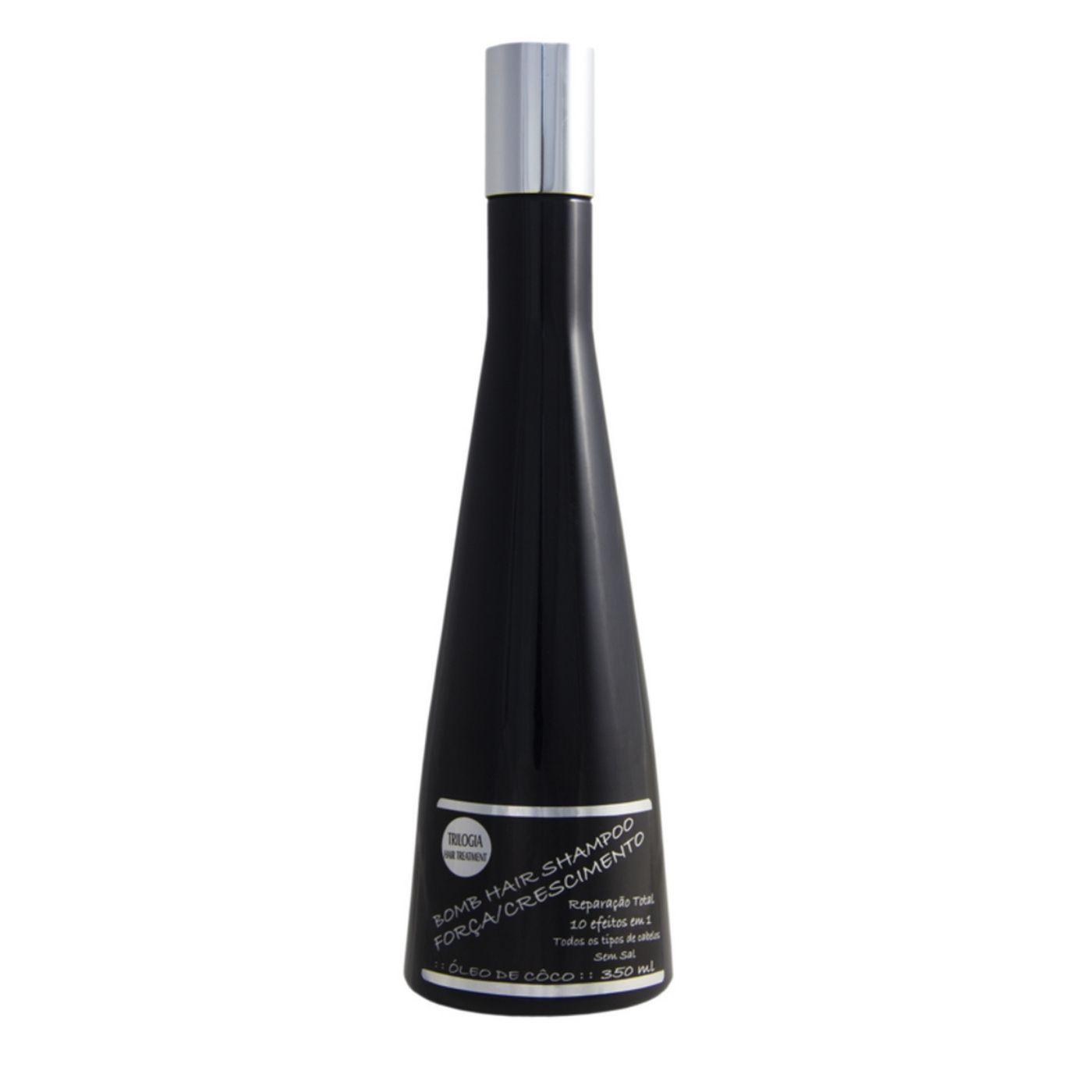 Shampoo Bomb Hair- Oleo Coco Trilogia - 350 ml