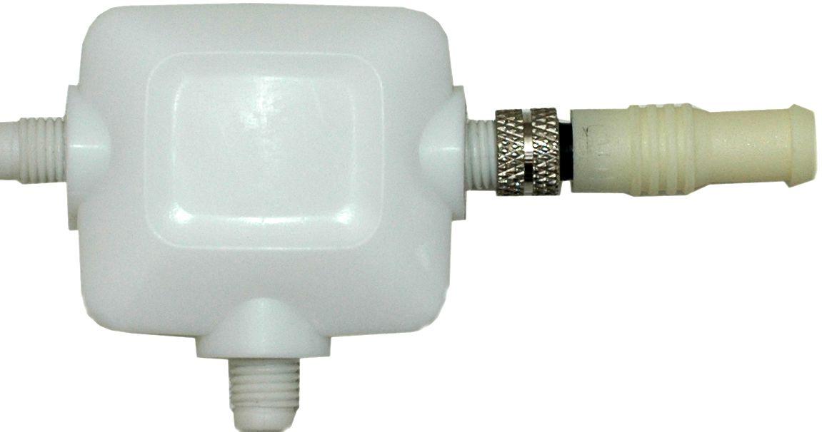 Kit de conexão (USB-M8, cabo 5m e Hub)