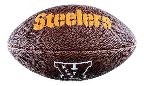 Bola Futebol Americano NFL Pittsburgh Steelers Wilson