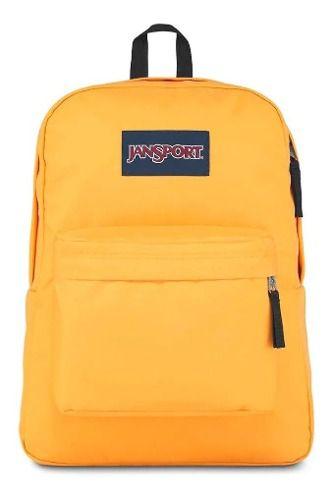 Mochila Jansport Superbreak Amarelo