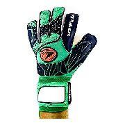 Luva de Goleiro Poker Springy Profissional Campo Verde