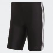 Calção Natação Adidas 3-Stripes Masculino Preto