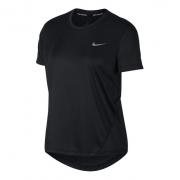 Camiseta Nike MIler Feminina Preta