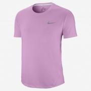 Camiseta Nike Miler Feminina Rosa