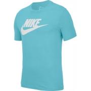 Camiseta Nike SportWear Masculina Azul Piscina
