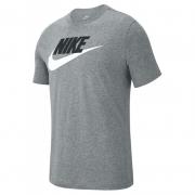 Camiseta Nike SportWear Masculina Cinza
