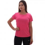 Camiseta Speedo Interlock Uv50  Feminina Rosa