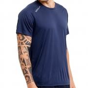 Camiseta Speedo Raglan Basic Azul