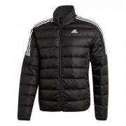 Jaqueta Adidas Essential Down Masculina Preto e Branco