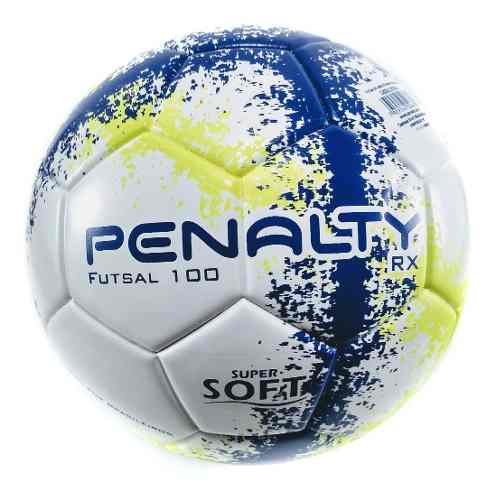 Bola de Futsal Penalty RX 100 R3 Fusion VIII Infantil