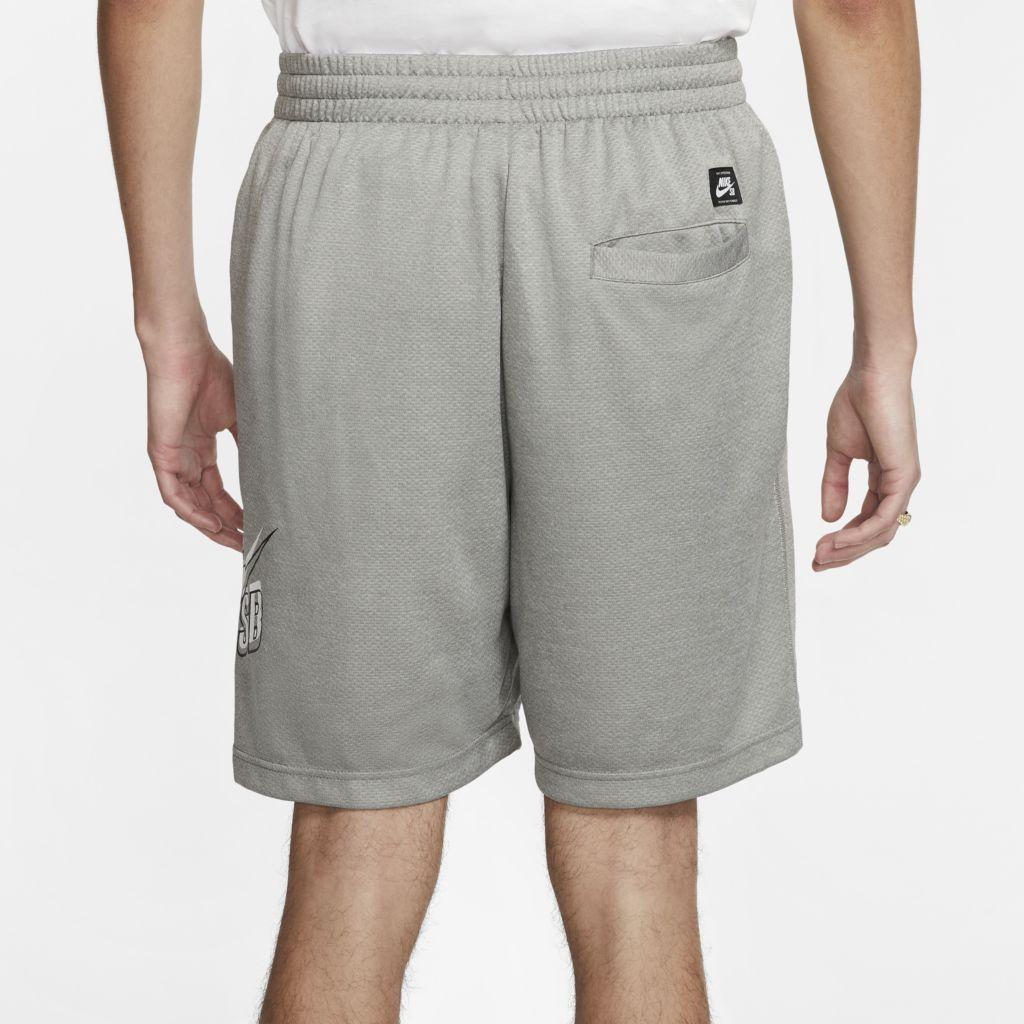 Bermuda Nike SB Sunday Masculina Cinza