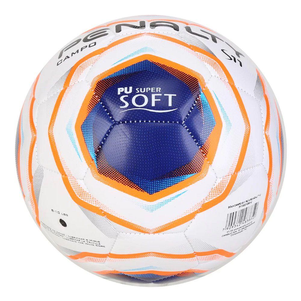 Bola Campo Penalty S11 R2 X com costura